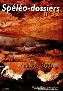 Spéléo-Dossiers n°32 (2002)