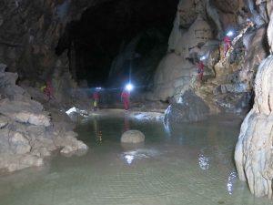 Grotte de Favot CDS 26
