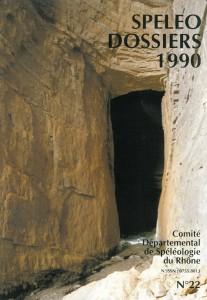 Spéléo-Dossiers n°22 (1990)