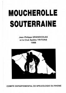 Hors Série Spéléo-Dossiers (1988)